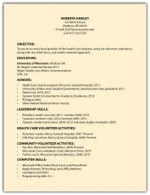 exles of resumes exle resume format 002 choose