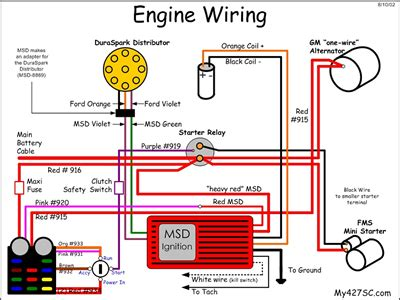 One Wire Alternator Wiring Diagram Please Ffcars