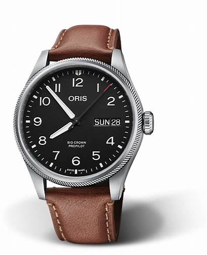 Oris Propilot Crown Date 44mm Mens Aviation