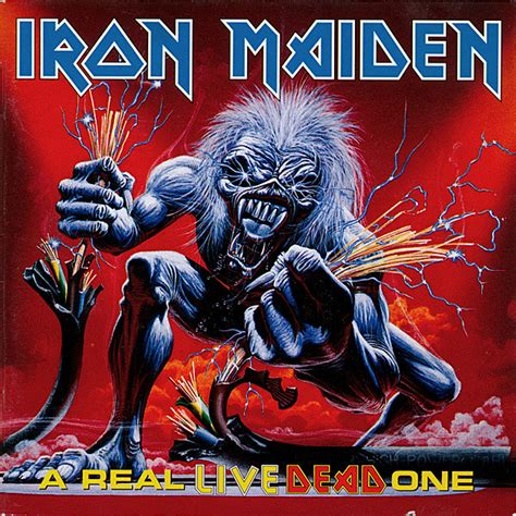 Iron Maiden - A Real Live Dead One (1998, CD) | Discogs