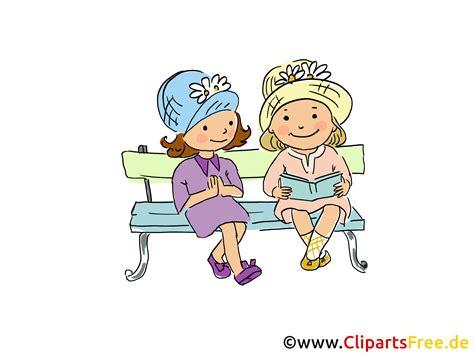 foto de Amies illustration gratuite Maternelle clipart