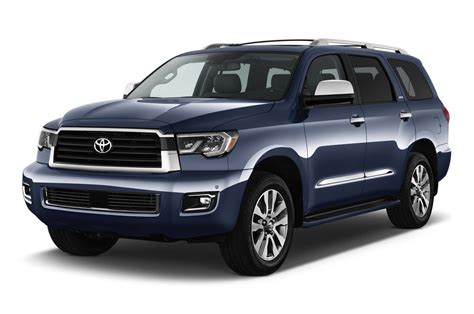 2019 Toyota Sequoia Review, Ratings, Specs, Prices, And