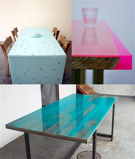 25  Best Ideas about Resin Table on Pinterest   Resin and wood diy, Wood resin table and Wood table
