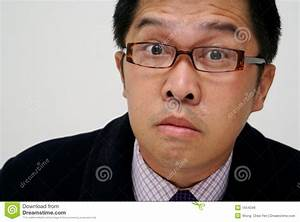 Confused Asian Businessman Royalty Free Stock Image ...