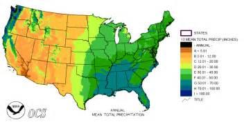 Southeast Precipitation   Climate Education Modules for K-12