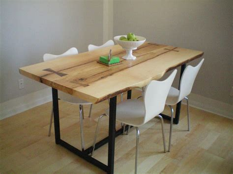 kitchen furniture canada the green team live edge furniture ontario canada