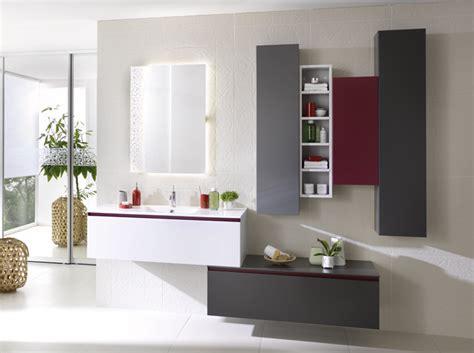 armoire salle de bain salle de bains 50 armoires et colonnes pour tout ranger d 233 coration