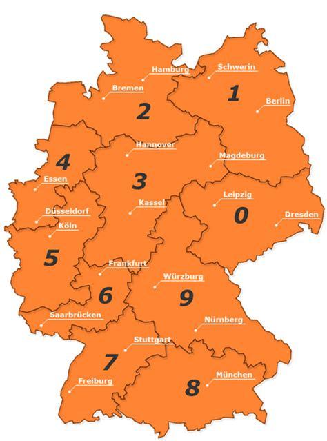 plz karte deutschland postleitzahlenkarte mit plz gebiete