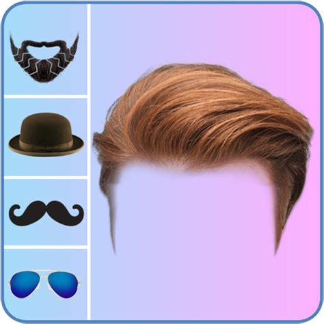 man hairstyle photo editor  pc mac