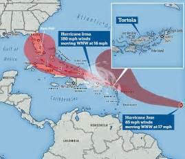 Tortola Hurricane Boats by Hurricane Irma On Tortola Revealed In