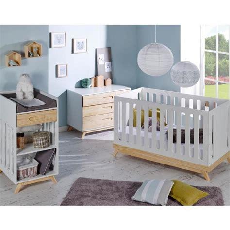 chambre bebe complete scandinave lit evolutif 70x140