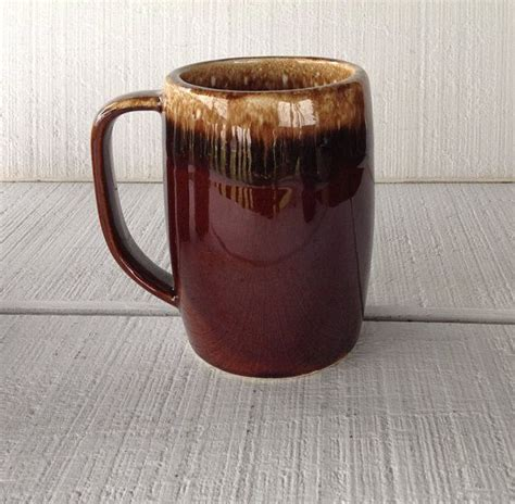 Cheap mugs, buy quality home & garden directly from china suppliers:japanese style vintage ceramic coffee mug tumbler rust glaze tea milk beer mug with wood handle water cup home office drinkware enjoy free shipping worldwide! Pin on Vintage Brown Drip Glaze pottery - HULL