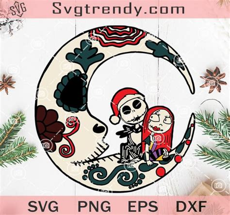 Did you scroll all this way to get facts about nightmare before christmas mom svg? Jack And Sally Moon Witch Wicca SVG, Nightmare Before ...