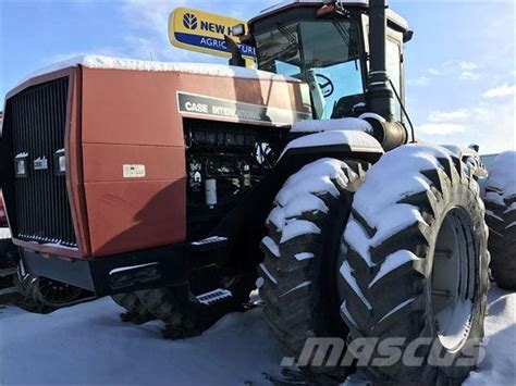 Used Case Ih 9270 Tractors Year 1995 Price $58,167 For