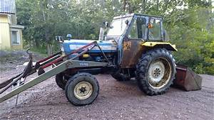 Ford 5000 Super Major Tractor