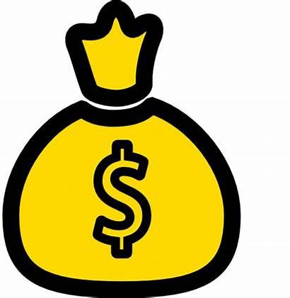 Money Clip Clipart Dollar Sign Stack Vector