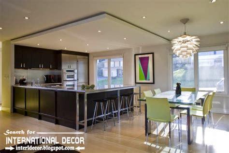 contemporary kitchen lighting ideas largest album of modern kitchen ceiling designs ideas tiles
