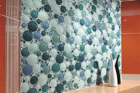 ideas for bathrooms tile backsplash with table decoration for
