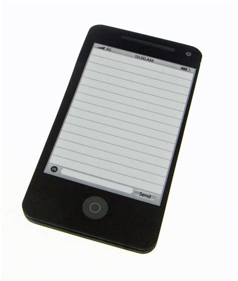 iphone memo pad iphone style memo pad 163 2 99 buy at something kawaii uk