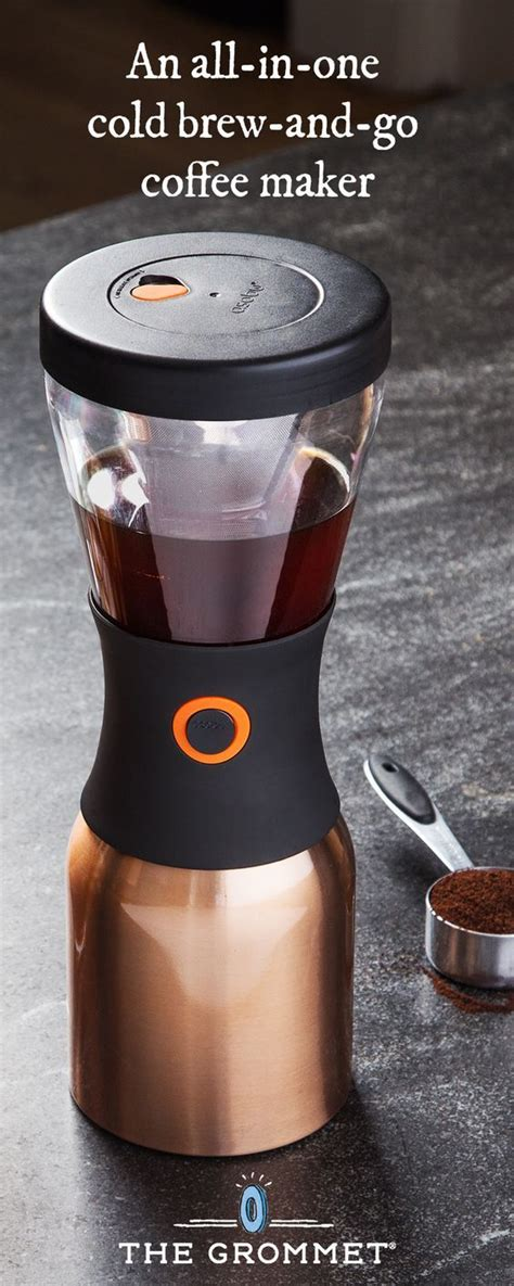 You will need to use a multimeter to check the terminals of the thermostat for it is also possible that the coffee maker is incessantly shutting down because the tubing has obstructions. Asobu: Portable Cold Brew Coffee Maker | Camping coffee maker, Cold brew coffee maker, Coffee ...