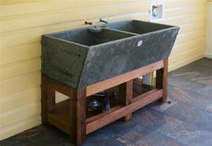 studio alberene soapstone sink we ve made some progress o flickr