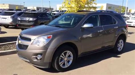 Browns Chevrolet by Pre Owned Brown Mocha 2010 Chevrolet Equinox Lt Fwd