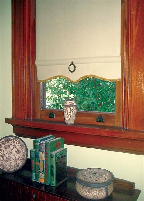 Decorative Window Shades by Window Treatments For Historic Homes Decorative Windows