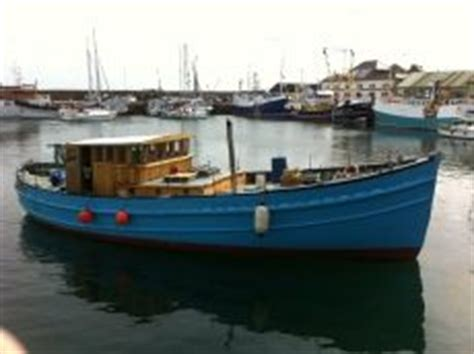 Converted Fishing Boats For Sale Scotland by 54ft Ex Mfv Converted To Liveaboard Small Trawler