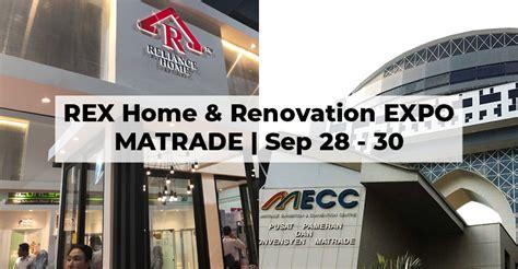 rex renovation expo 2018 rex home improvement renovation expo set to return sept 28 30