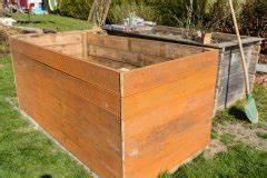 Welches Holz Für Hochbeet : hochbeeteinfassung diese materialien kommen infrage ~ Articles-book.com Haus und Dekorationen