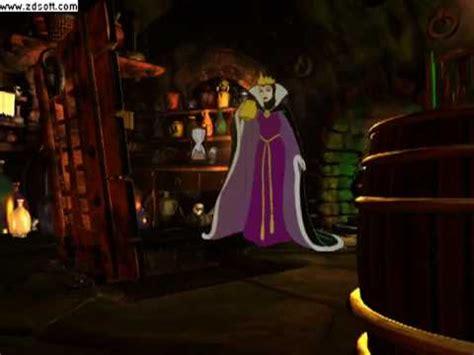 disneys villains revenge playthrough part  snow white