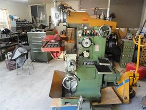 Maho 600 Manual Milling Machines For Sale