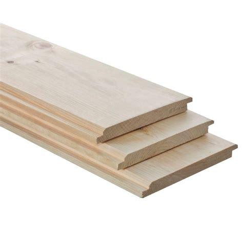 1 X 8 Shiplap Pine by 1 In X 8 In X 6 Ft Shiplap Board 418818 Shiplap