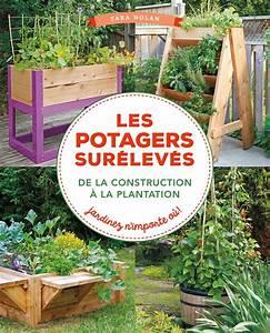 Fabriquer Un Potager Surélevé En Bois : jardin comment fabriquer soi m me un potager sur lev ~ Melissatoandfro.com Idées de Décoration