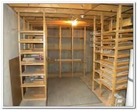 Basement Storage Ideas by Unfinished Basement Storage Ideas Best Storage Ideas