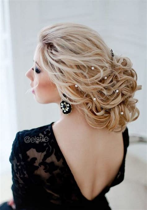 Wedding Half Updo Hairstyles by 75 Chic Wedding Hair Updos For Brides Deer Pearl