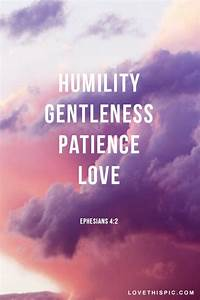Christian Quotes On Gentleness. QuotesGram
