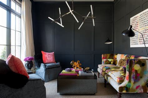 beautiful black rooms