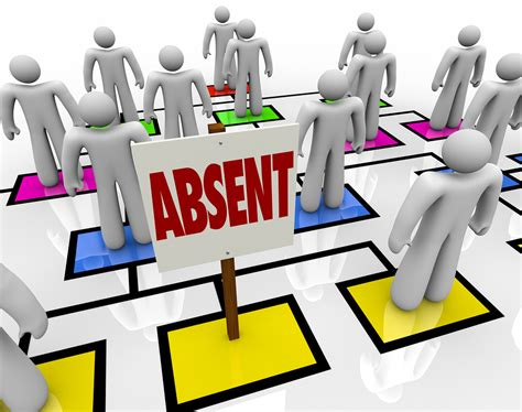 absence bureau a modern menace absenteeism at work free worker