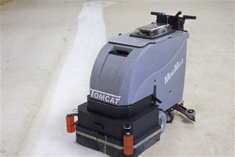 Commercial Floor Scrubbers Machines by Floor Scrubber Dryer Minimag Walk Commercial Floor