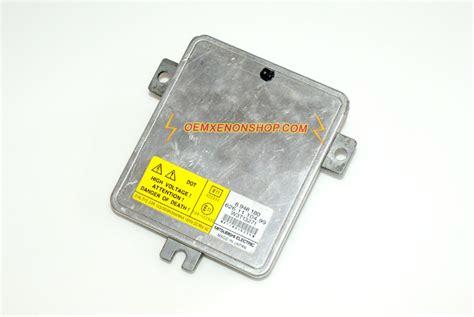 volvo xc70 headlight problems ballast gas discharge bulb