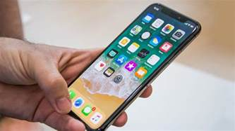 iphone ten apple iphone x preview bezel less iphone x is now on