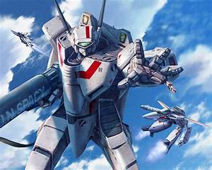 The VF-1 Valkyrie: in praise of a truly iconic mecha ...  Robotech