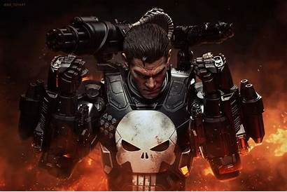 Punisher 4k Machine War Wallpapers 1080p Laptop