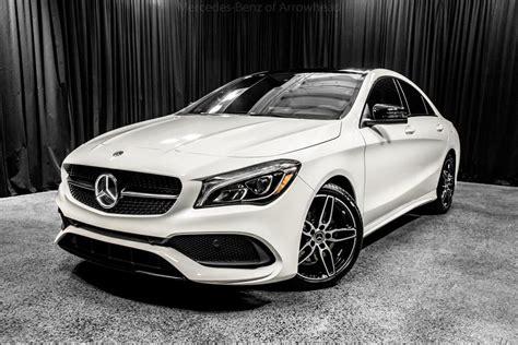 2018 Mercedes-benz Cla 250 4matic® Coupe Peoria Az 21668220