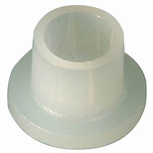 Shop The Hillman Group 1/4-in x 1/4-in Clear Plastic End