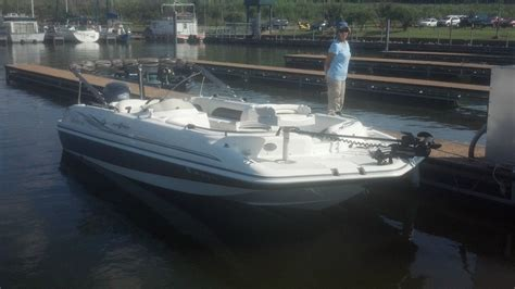 Hurricane Deck 201 by Hurricane Sundeck Sport Ss 201 Ob Boat For Sale From Usa