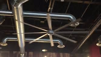 staggering hvls ceiling fan big ass fans quotessencequot