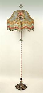 1000 images about victorian bohemian accessories on With pink lace floor lamp
