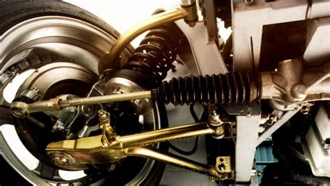 types  front suspension